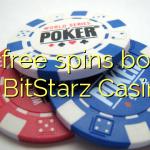 175 free spins bonus at BitStarz Casino