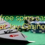 175 free spins casino at Joy Casino