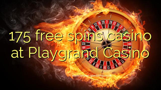 50 free spins playgrand casino