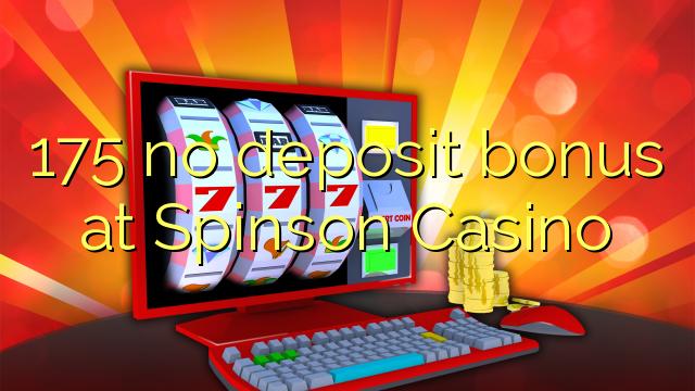 spinson casino no deposit bonus code