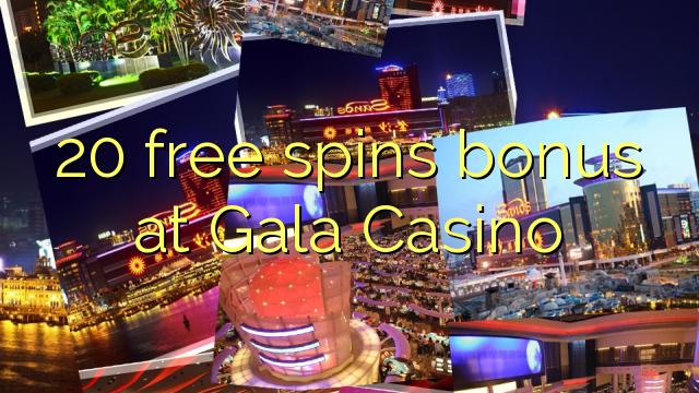 gala casino free 20 no deposit