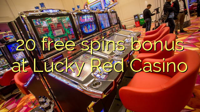 no deposit bonus code for lucky red casino