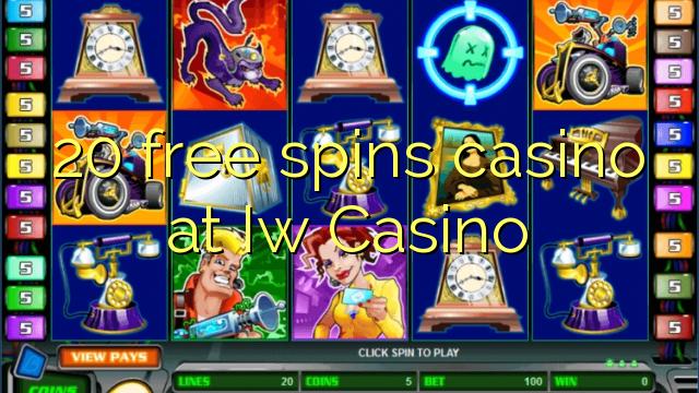 20 gratis spins casino in Iw Casino