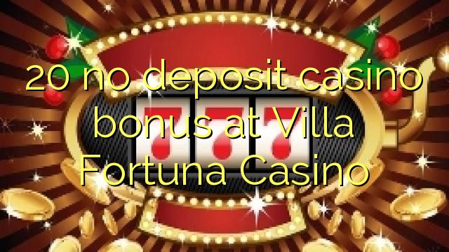 villa fortuna casino no deposit bonus codes