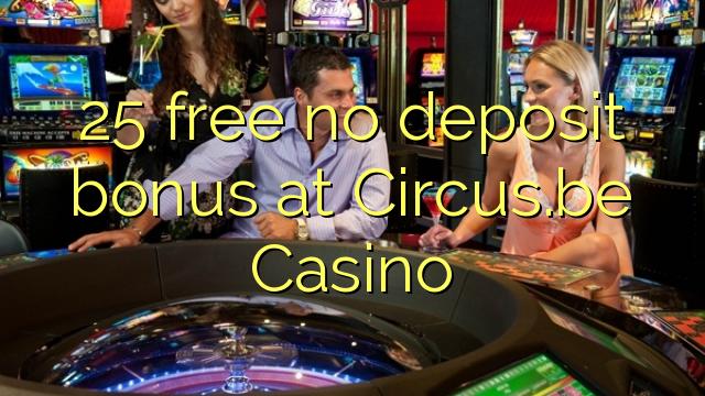 circus casino no deposit bonus