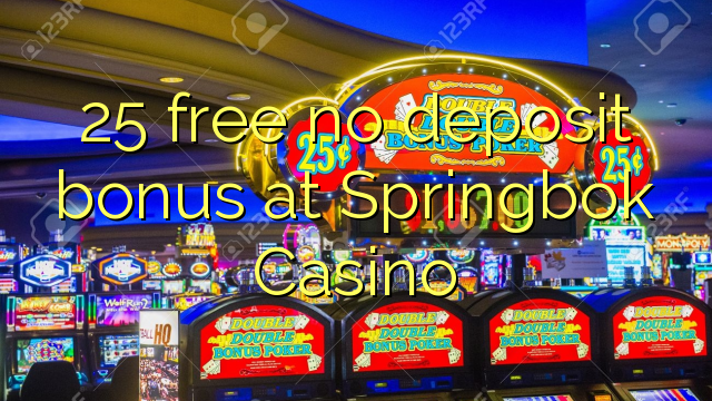 springbok casino no deposit bonus codes 2019