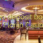 25 no deposit bonus at Florijn  Casino