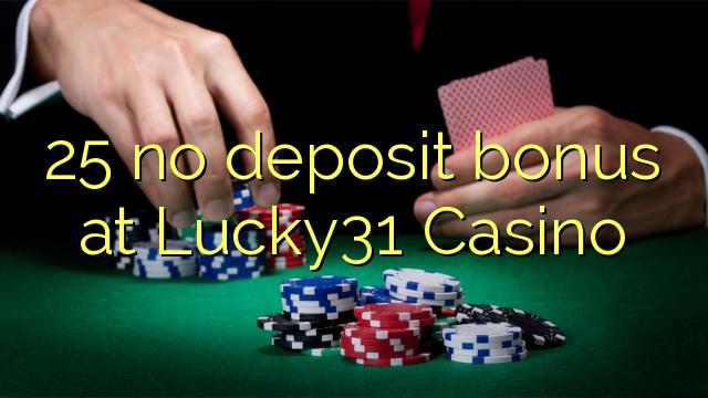lucky31 casino no deposit