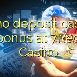25 no deposit casino bonus at 7Red Casino