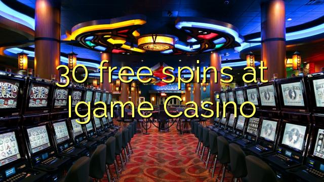 30 free spins online casino
