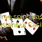 30 free spins casino at Istanbul Casino