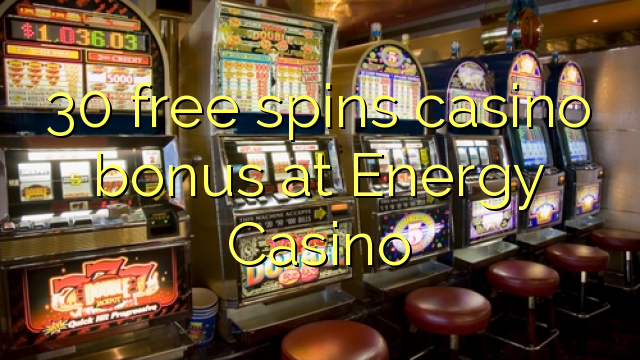 energy casino free spins code