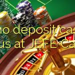 30 no deposit casino bonus at JEFE Casino