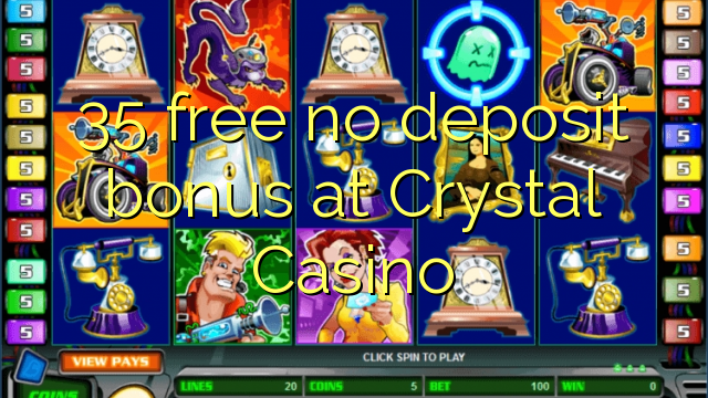 crystal casino club bonus code
