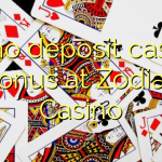 35 no deposit casino bonus at Zodiac Casino
