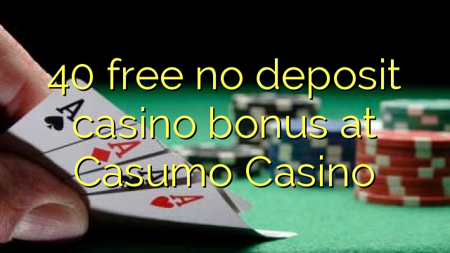 free us casinos no deposit