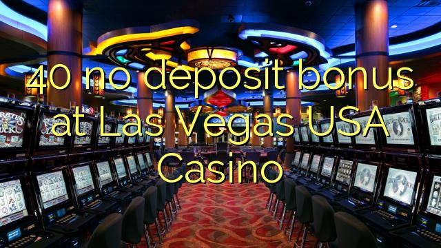 las vegas usa casino no deposit bonus
