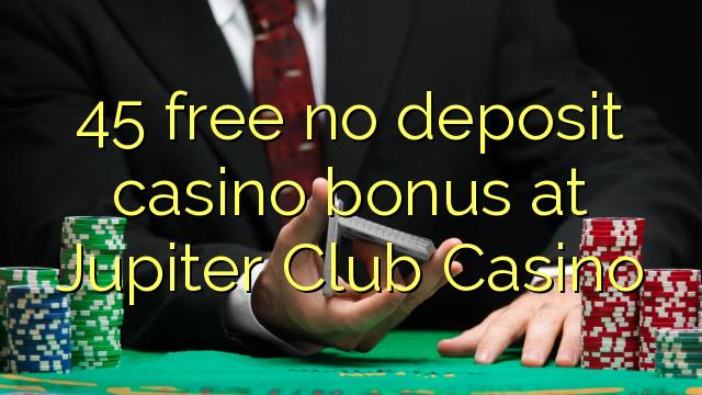 jupiter club casino no deposit bonus