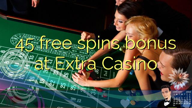 casino online bonus extra gold