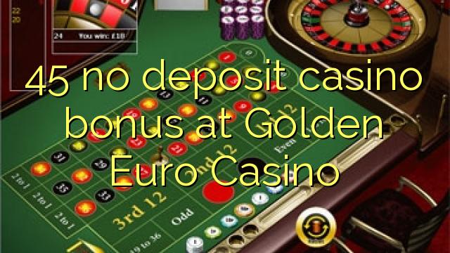 5 euro no deposit bonus casino