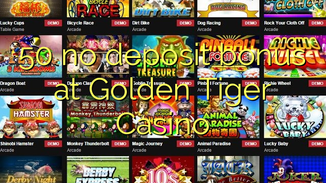 golden tiger casino bonus codes