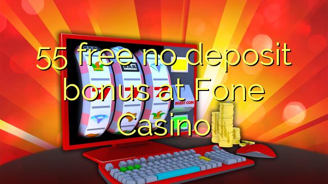 fone casino no deposit bonus 2019