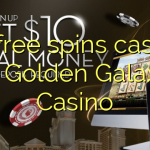 55 free spins casino at Golden Galaxy Casino