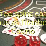 55 free spins casino bonus at Titanbet IT Casino