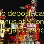 55 no deposit casino bonus at Suomi Vegas Casino