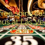 60 free spins casino bonus at Las Vegas Casino