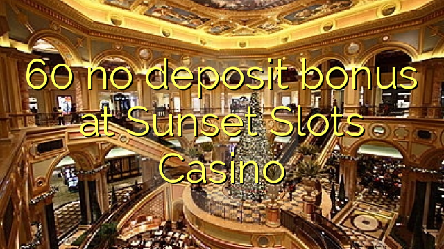 sunset slots no deposit codes