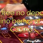 65 free no deposit casino bonus at Blu Casino