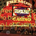 65 free no deposit casino bonus at Cash o Lot Casino