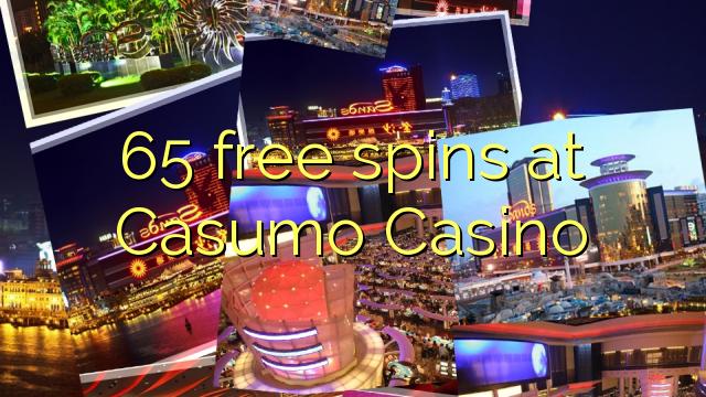 65 gratis spinnekoppe by Casumo Casino