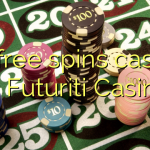65 free spins casino at Futuriti Casino