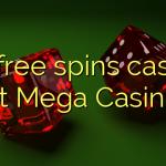 65 free spins casino at Mega  Casino