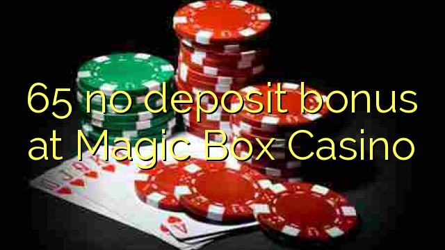 magic box casino no deposit bonus