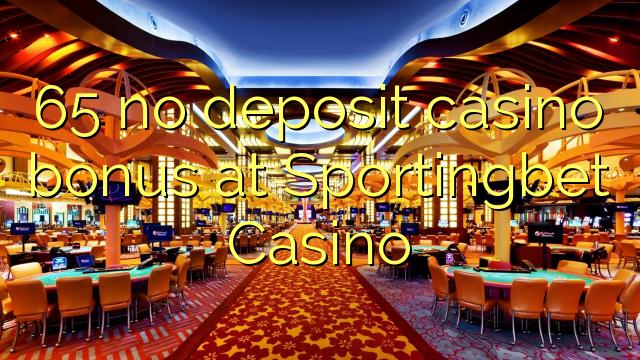 sportingbet casino no deposit bonus