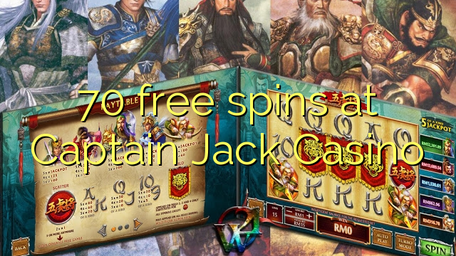 captain jack casino bonus code