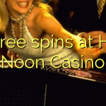 70 free spins at High Noon Casino