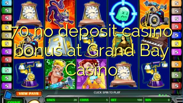 Casino grand bay no deposit codes 2018