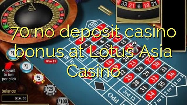 lotus asia casino no deposit bonus codes