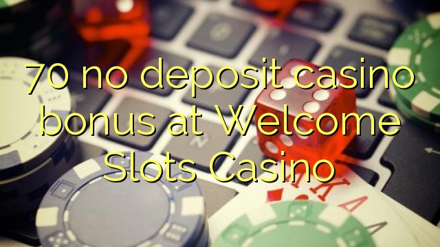 No deposit casino bonus us players welcome