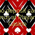 75 no deposit casino bonus at Playamo Casino