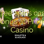 80 free spins casino bonus at Prime Casino