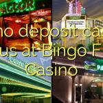 80 no deposit casino bonus at Bingo Flash Casino