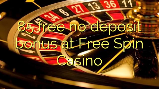 no deposit bonus free spin casino