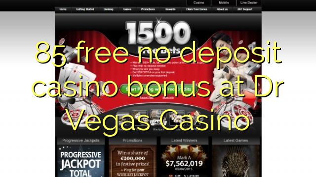 vegas casino no deposit bonus code 2019