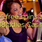85 free spins at 888ladies Casino