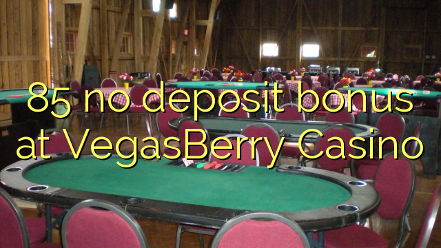 vegasberry casino no deposit